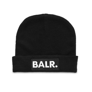 Big Box Logo Beanie Black