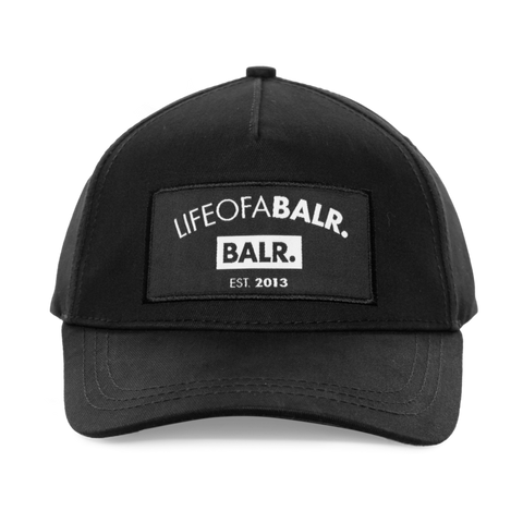 LIFEOFABALR. Club Classic Cap Black
