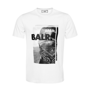 Black Label - Bandana T-Shirt White