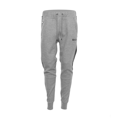 Q-Series Striped Sweatpants Grey