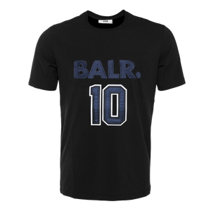 Black Label - BALR. 10 T-Shirt Black