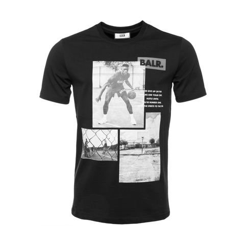 Black Label - Court Dreams T-Shirt Black