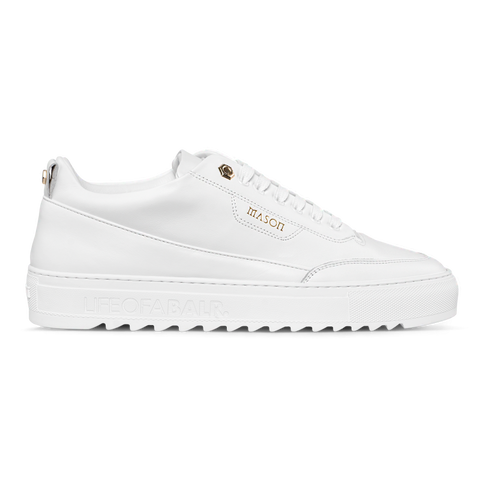 BALR. x Mason Garments Torino Sneakers White