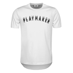 Playmaker 10 T-Shirt White