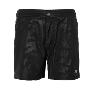 Dark Camo Swim Shorts