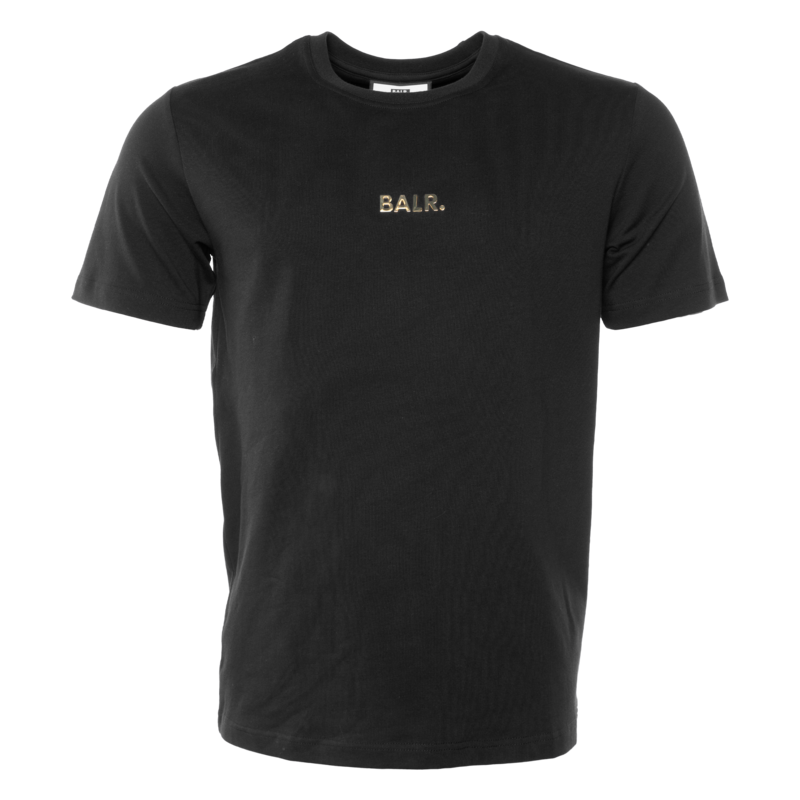 BLACK LABEL - CLASSIC T-SHIRT BLACK/GOLD