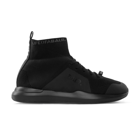 EE Premium Sock Sneakers V4 Reflective Black