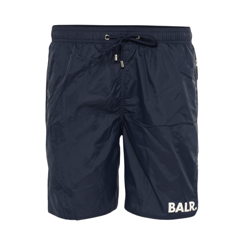 Mid-length Swim Shorts Navy