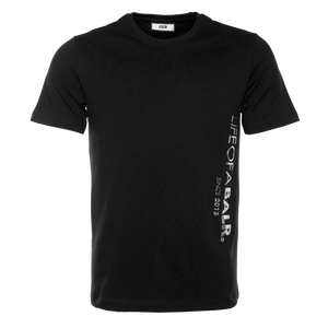 CC BALR. STRAIGHT T-SHIRT BLACK