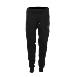 Q-Series Striped Sweatpants Black