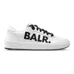 Logo Sneakers White