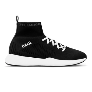 EE Premium Sock Sneakers V3 Black White