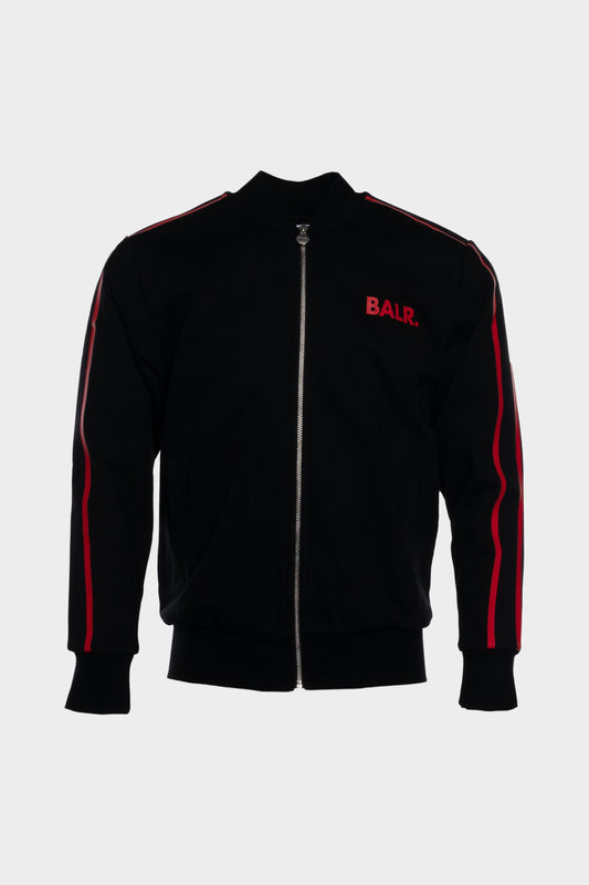 BALR. Taped Track Jacket Black