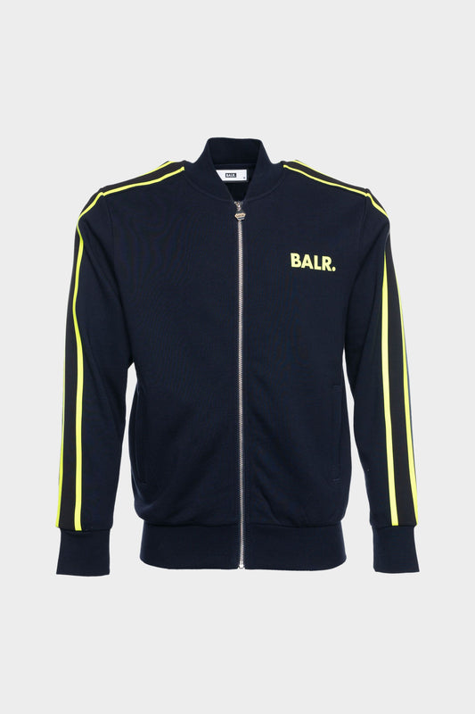 BALR. Taped Track Jacket Dk Navy