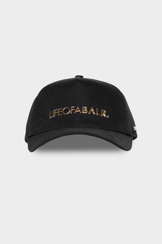 CC BALR. Cap Black/Gold