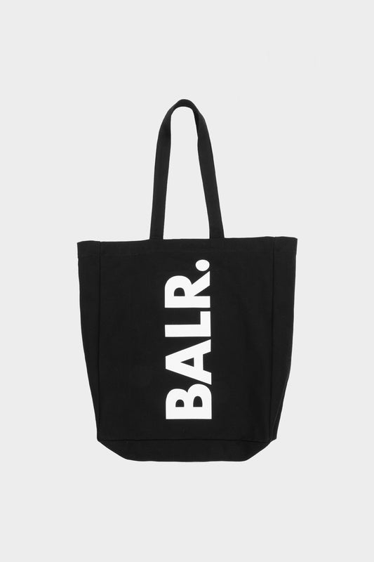 Branded Tote Bag Small Jet Black