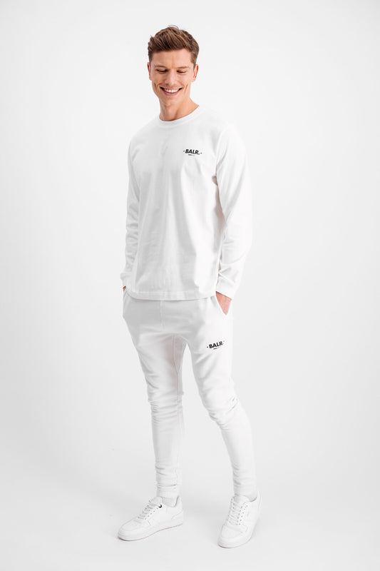 Minimalistic Relaxed Fit Jogger Light Stone