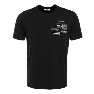 Black Label - BALR. Badge T-Shirt Black