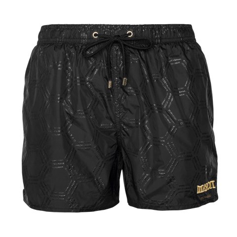 BALR. x Mason Garments Swim Shorts Black