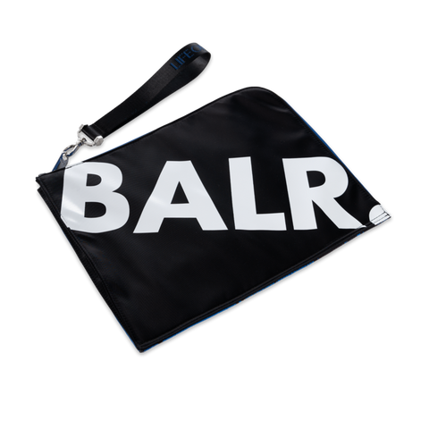 BALR. CITY LIFE U-SERIES LAPTOP SLEEVE BLACK