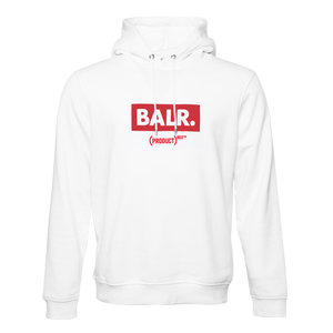 (BALR.)RED Club Hoodie White