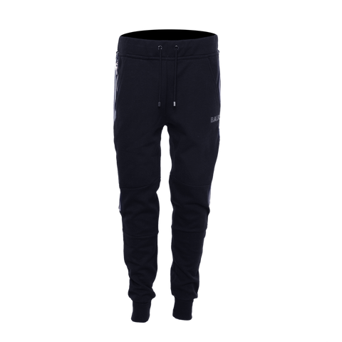 Q-Series Striped Sweatpants Navy