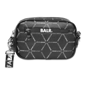 LOAB ALL-OVER PRINT BIG TOILETRY KIT BLACK