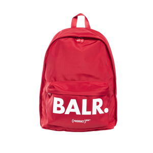 (BALR.)RED U-series Backpack Red
