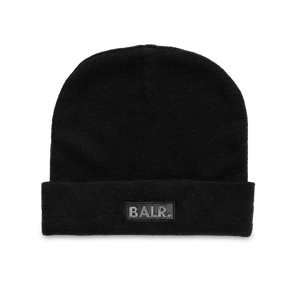 Black Box Logo Beanie Black