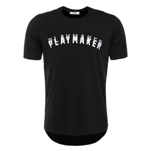 Playmaker 10 T-Shirt Black