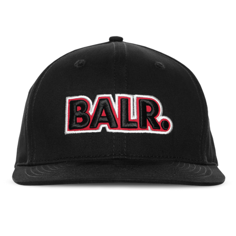 BALR. EMBRO CAP BLACK