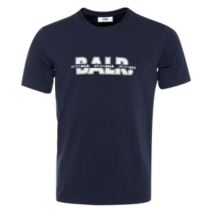 Censored LOAB Logo T-Shirt Navy