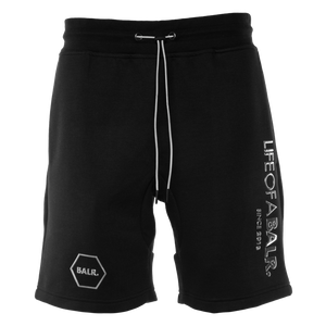 CC BALR. SWEAT SHORTS BLACK