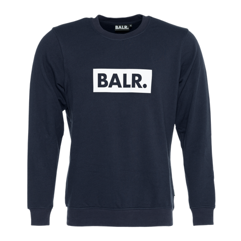 Club Crew Neck Sweater Navy