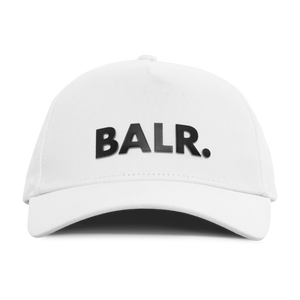 BALR. LOUNGE CAP WHITE