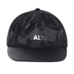 Dark Camo Cap Black
