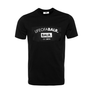 Black Label - LIFEOFABALR. Club T-Shirt Black