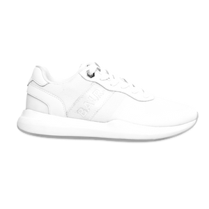 Solid Street Sneakers White