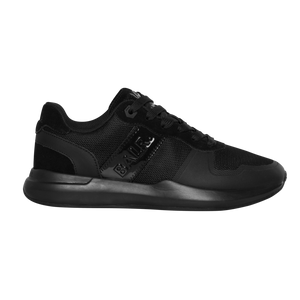 Solid Street Sneakers Black