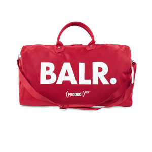 (BALR.)RED U-series Duffle Bag Red