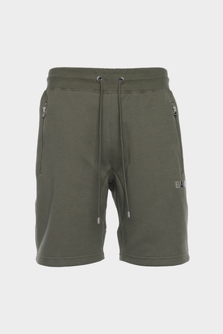 Q-SERIES SWEAT SHORT MEN ARMY GREEN