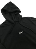 Center signature hoodie