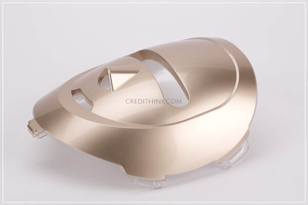 ECO FACE Near-infrared LED Photon Mask for Home Therapy - Gold