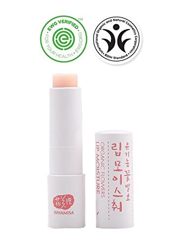 Natural Fermentation Organic Lip Moisture (Flower)