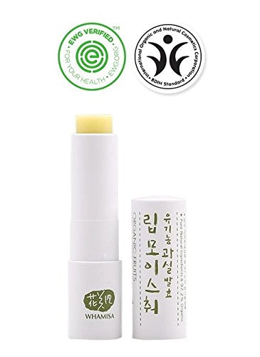 Natural Fermentation Organic Lip Moisture (Fruits)