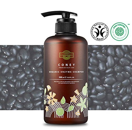 CONEY Organic Enzyme Hair Shampoo (500ml)