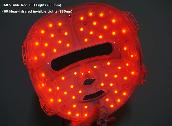 ECO FACE Near-infrared LED Photon Mask for Home Therapy