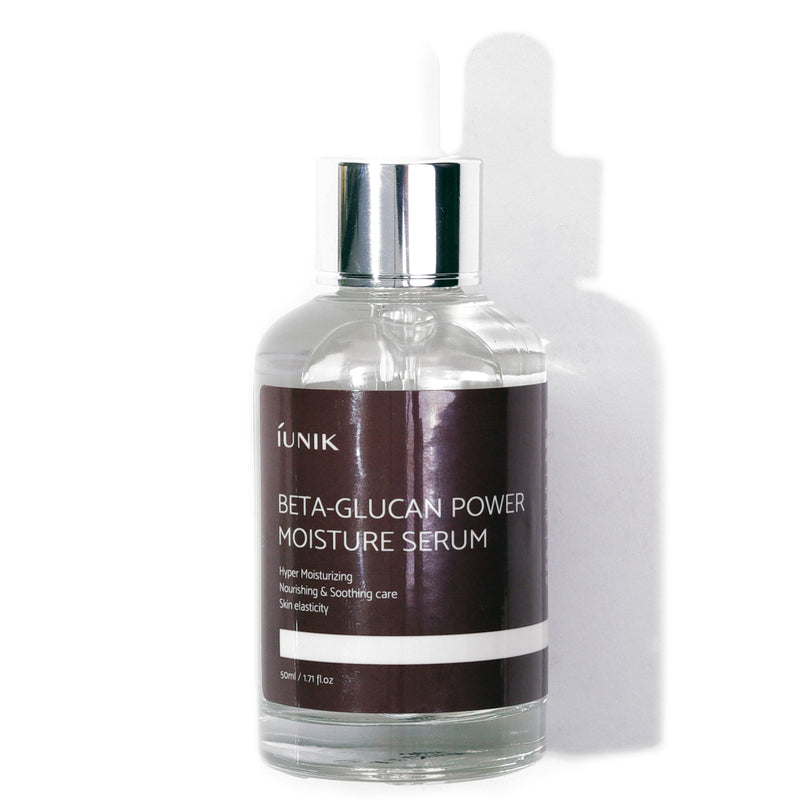 98% Beta-Glucan Power Moisture Serum