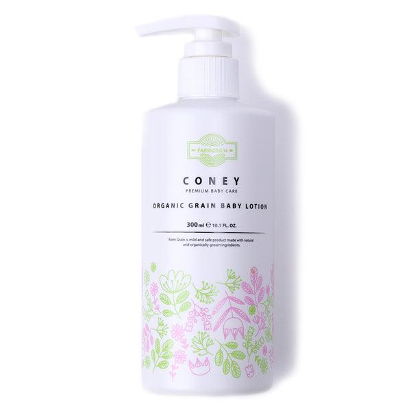 CONEY Organic Grain Baby Lotion