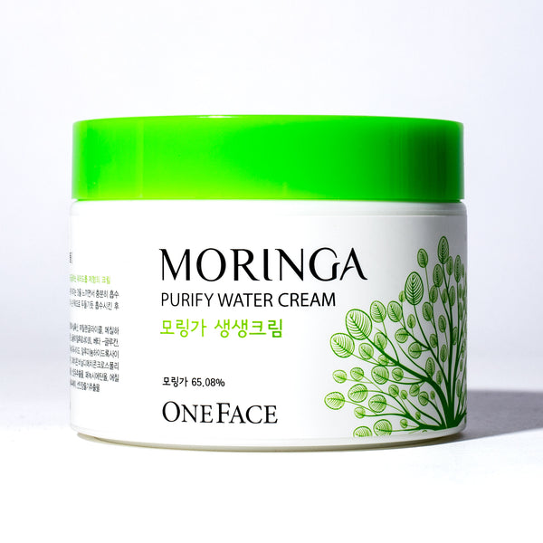 Moringa Purify Water Cream 100ml